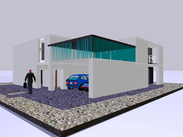 P53 Kathan Architektur